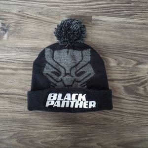 Black Panthers knit Hat